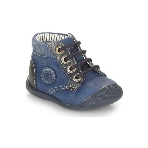 Shoes Boy Hi top trainers Catimini RAYMOND Blue
