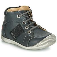 Shoes Boy Hi top trainers GBB RACINE Grey