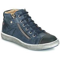 Shoes Boy Hi top trainers GBB NICO Marine