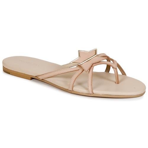 Shoes Women Flip flops See by Chloé SB24120 Beige / Nude