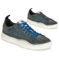 Shoes Men Low top trainers Diesel S-CLEVER LOW Denim