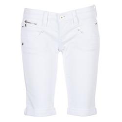 Clothing Women Shorts / Bermudas Freeman T.Porter BELIXA White