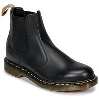 Shoes Mid boots Dr Martens 2976 VEGAN Black