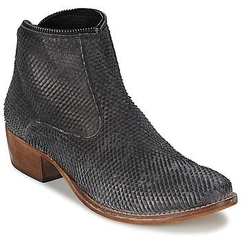 Shoes Women Mid boots Meline ELISE Black