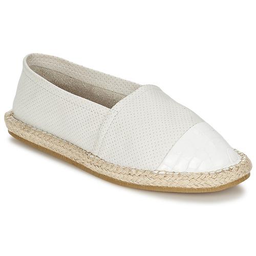 Shoes Women Slip-ons Elia B CHICA White