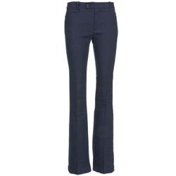 Clothing Women 5-pocket trousers Joseph ROCKET MARINE