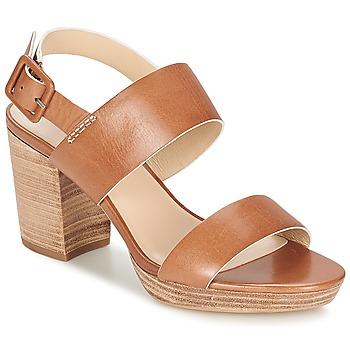Shoes Women Sandals JB Martin SUBLIME CAMEL