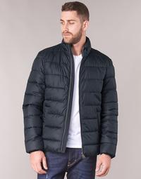 Clothing Men Duffel coats Geox WELLS Marine