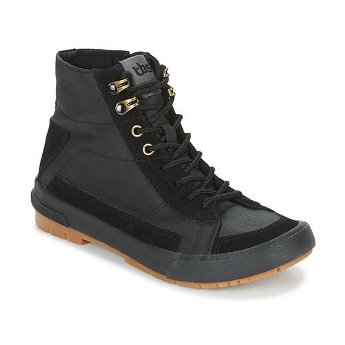 Shoes Women Hi top trainers TBS BIVOUAC Black