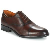 Shoes Men Derby Shoes Pikolinos BRISTOL M7J Brown