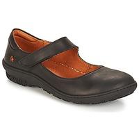 Shoes Women Flat shoes Art ANTIBES Black