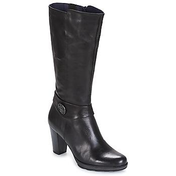 Shoes Women High boots Dorking REINA Black
