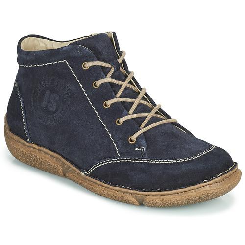 Shoes Women Mid boots Josef Seibel Neele 01 Marine