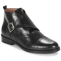 Shoes Women Mid boots Jonak DRISANA Black