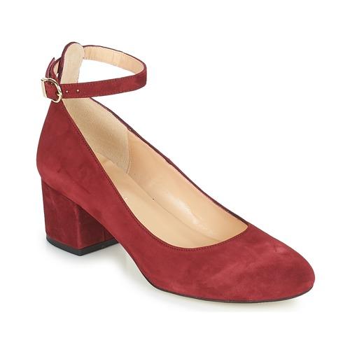 Shoes Women Heels Jonak VESPA Red