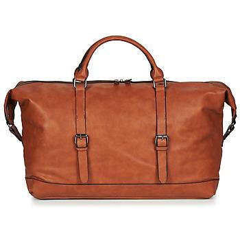 Bags Luggage Casual Attitude DAVITO Camel
