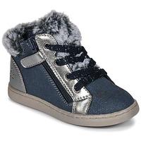 Shoes Girl Hi top trainers Mod'8 OUMINOU Marine
