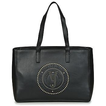 Bags Women Shopping Bags / Baskets Versace Jeans CESUS Black