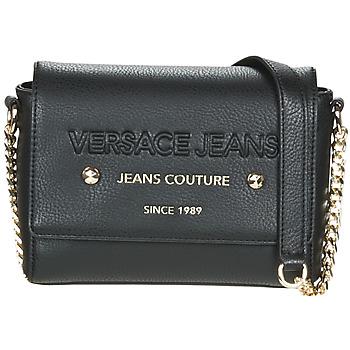 Bags Women Shoulder bags Versace Jeans SINLAGA Black