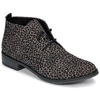 Shoes Women Mid boots Marco Tozzi PALANA Grey