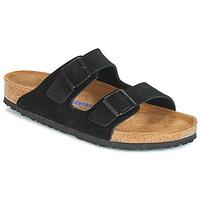 Shoes Men Mules Birkenstock ARIZONA SFB Black