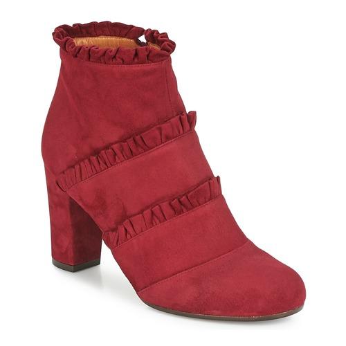 Shoes Women Ankle boots Chie Mihara KAFTAN Bordeaux