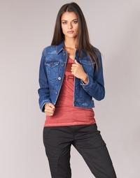 Clothing Women Denim jackets G-Star Raw D-STAQ DC DNM Blue / Sato / Denim