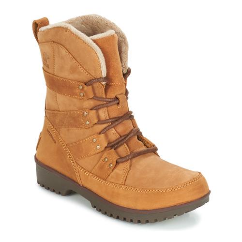 Shoes Women High boots Sorel MEADOW LACE PREMIUM Elk