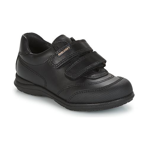 Shoes Boy Derby Shoes Pablosky BAKKYLIN Black