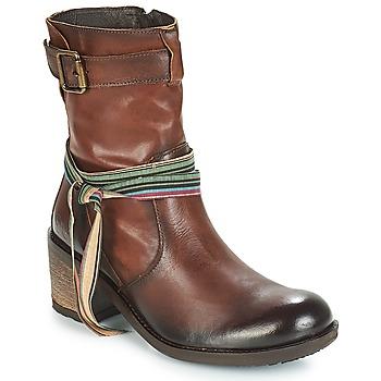 Shoes Women Ankle boots Felmini URRACO Brown