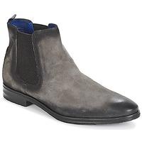 Shoes Men Mid boots Daniel Hechter ZAFILO Grey