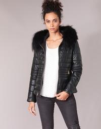 Clothing Women Duffel coats Oakwood JELLY Black