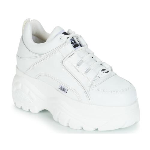 Shoes Women Low top trainers Buffalo NOUMERA White