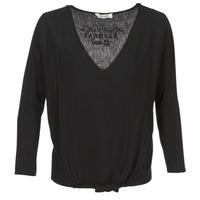 Clothing Women jumpers Kaporal TAFF Black