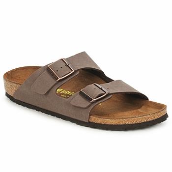 Shoes Mules Birkenstock ARIZONA Brown