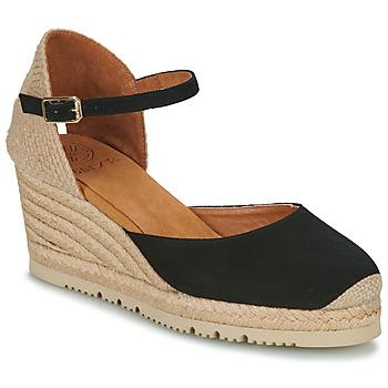 Shoes Women Sandals Unisa CACERES Black