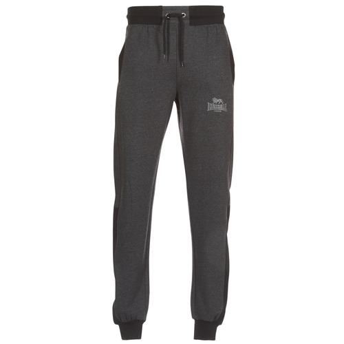 Clothing Men Tracksuit bottoms Lonsdale HECKFIELD Grey