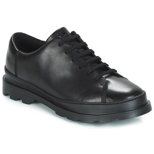 Shoes Men Derby Shoes Camper BRUTUS  black