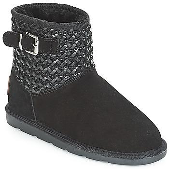 Shoes Women Mid boots Les Tropéziennes par M Belarbi CIRA Black