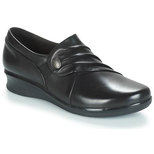Shoes Women Flat shoes Clarks HOPE ROXANNE  black