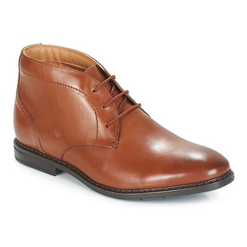 Shoes Men Mid boots Clarks BANBURY MID  black