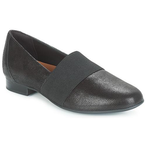 Shoes Women Flat shoes Clarks UN BLUSH LO  black