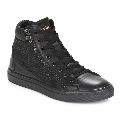Shoes Men Hi top trainers Redskins NERINAM Black