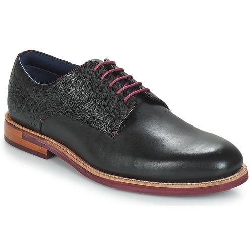 Shoes Men Derby Shoes Ted Baker JHORGE  black
