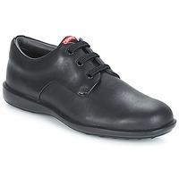 Shoes Men Derby Shoes Camper ATOM WORK Black