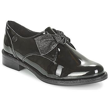 Shoes Women Derby Shoes Betty London JOHEIN Black