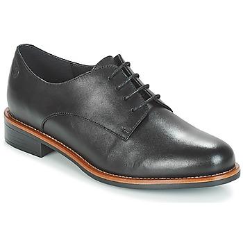Shoes Women Derby Shoes Betty London JANA Black