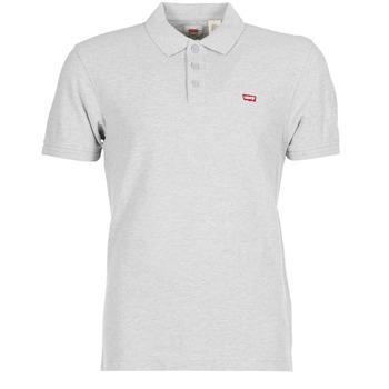 Clothing Men short-sleeved polo shirts Levi's LEVI'S HOUSEMARK POLO Grey