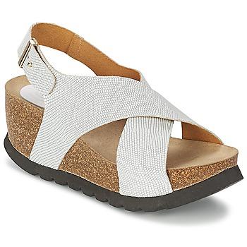 Shoes Women Sandals Ganadora SARA White