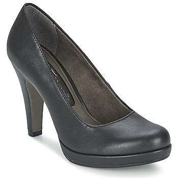 Shoes Women Heels Tamaris OTTILIE Black